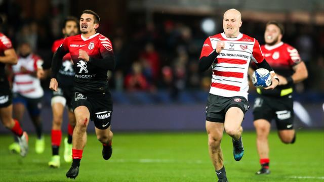 Simpson prolonge à Gloucester
