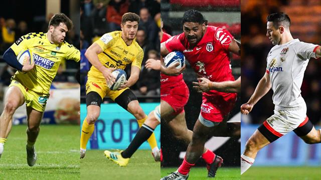Penaud, Boudehent, Mauvaka, Cooney : notre XV de week-end