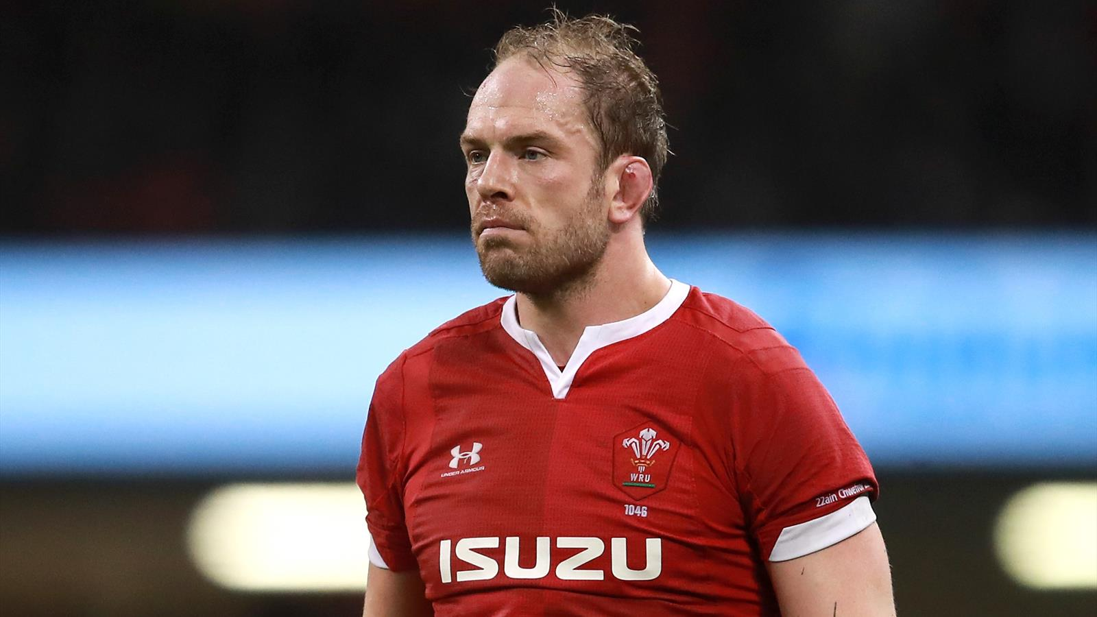 Galles : Alun-Wyn Jones sur le coup de poing de Jake Ball ?