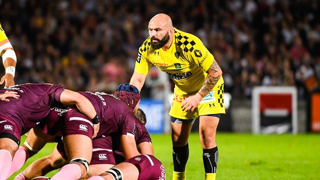 Clermont : Tadjer vers Montauban