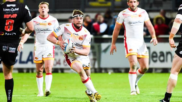 Dragons catalans - Hull FC reporté