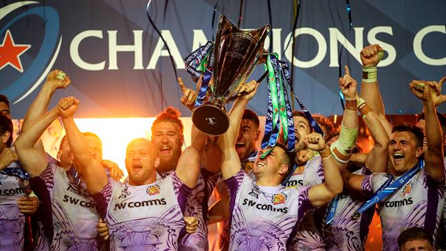 Des regrets éternels pour le Racing, Exeter champion d'Europe !