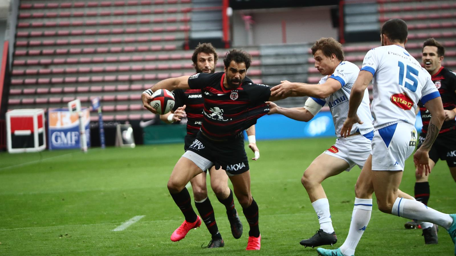 Top 14 – Toulouse and Castres back to back (16-16) – Top 14 2020-2021 –  Rugby | En24 World
