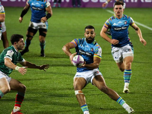 Challenge Cup - Leicester domine Bayonne à Jean-Dauger (20-28)