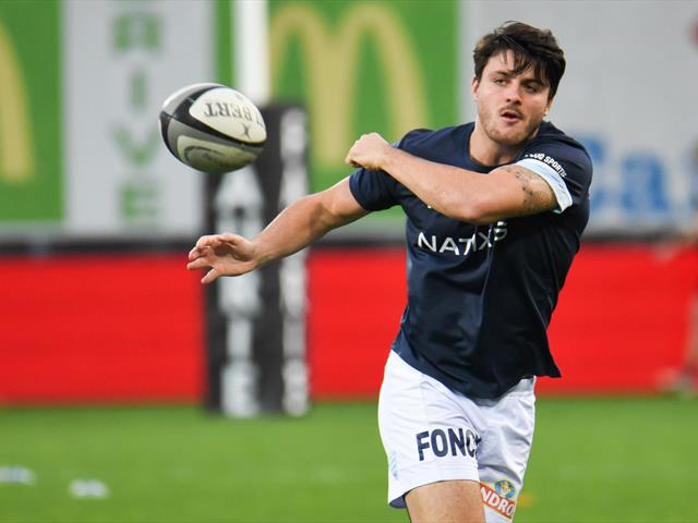 Top 14 - Bayonne : Théo Costossèque en renfort