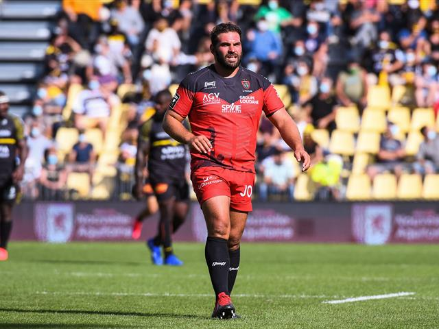 Top 14 - Toulon : Florian Fresia a prolongé