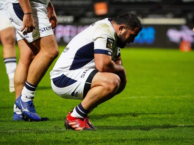 Top 14 - Agen, une saison en enfer